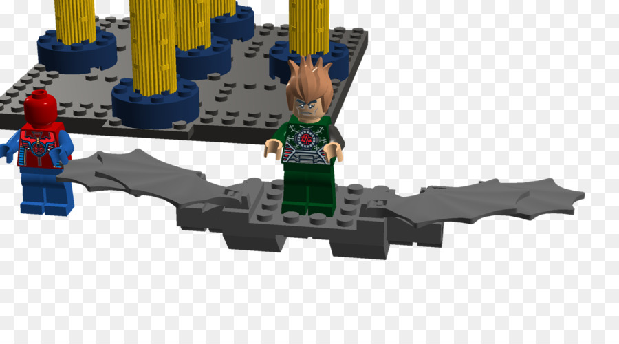 Lego Spider-Man Electro Duende Verde Lego Spider-Man - la lego ...