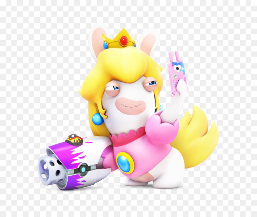 Mario + Rabbids Reino De Batalla De La Princesa Peach, Luigi Sapo ...