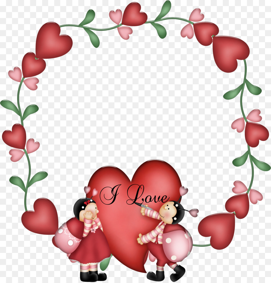 Valentine\'s Day Love Wedding Picture Frames Clip art - lovely text ...