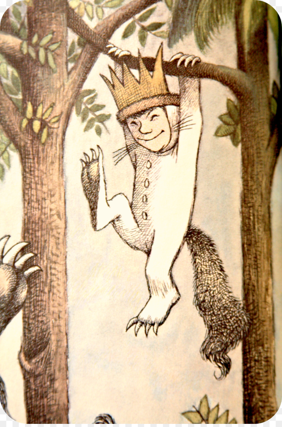 Where the Wild Things Are Children\'s literature Book In the Night ...