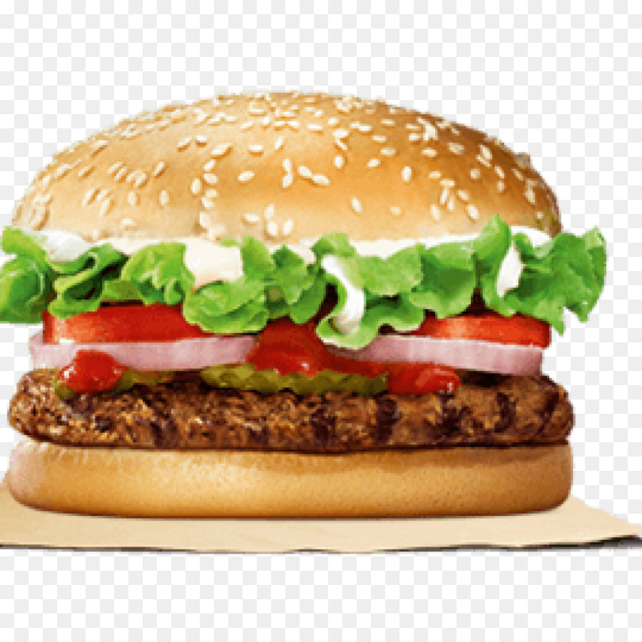Best For You Fast Food Burger