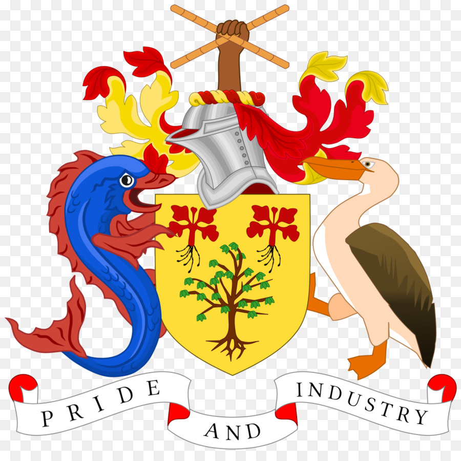 Coat Of Arms Of Barbados National Symbols Of Barbados Gallery Of