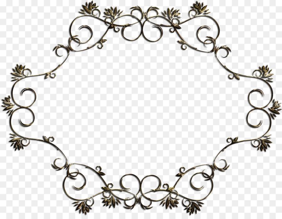 Jewellery Gold Molding Clip Art