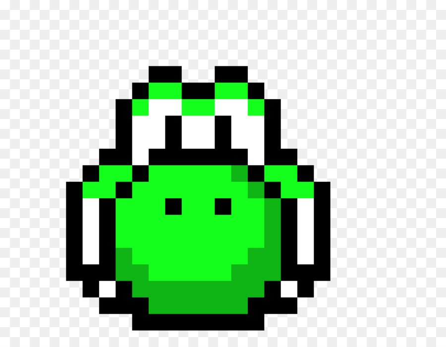 Minecraft Mario Bowser Pixel Art   Yoshi