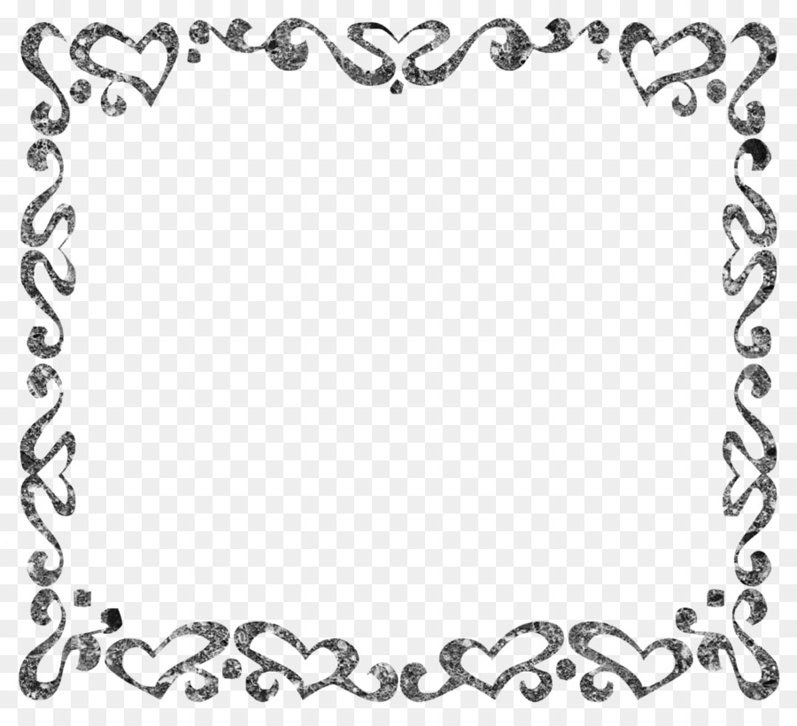 Border Black And White Png Download 1753 1569 Free