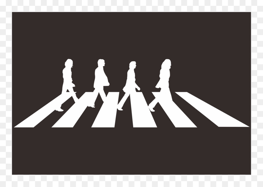 The Beatles Logo 0 Abbey Road