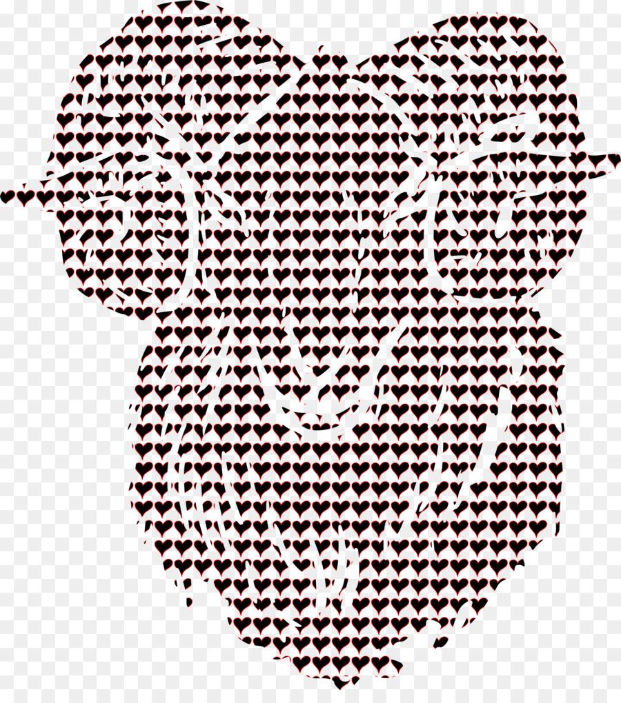 Cloth Napkins Doily Crochet Knitting Pattern - goat png download ...