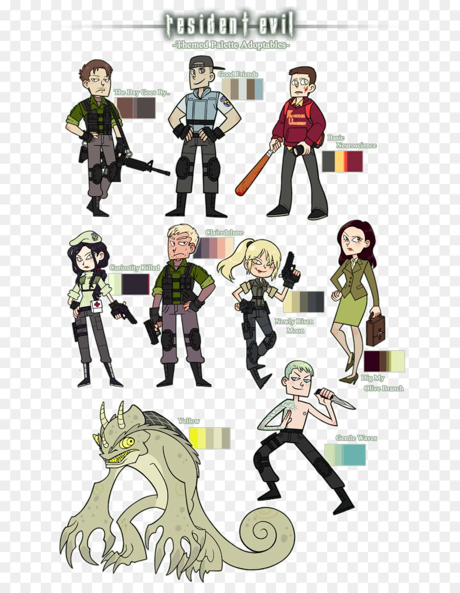 Resident Evil 7 Biohazard Resident Evil 6 Fiction Fan Art