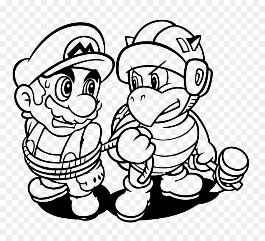 Super Mario Bros. Bowser Koopa Troopa - yoshi 947*844 transparente ...