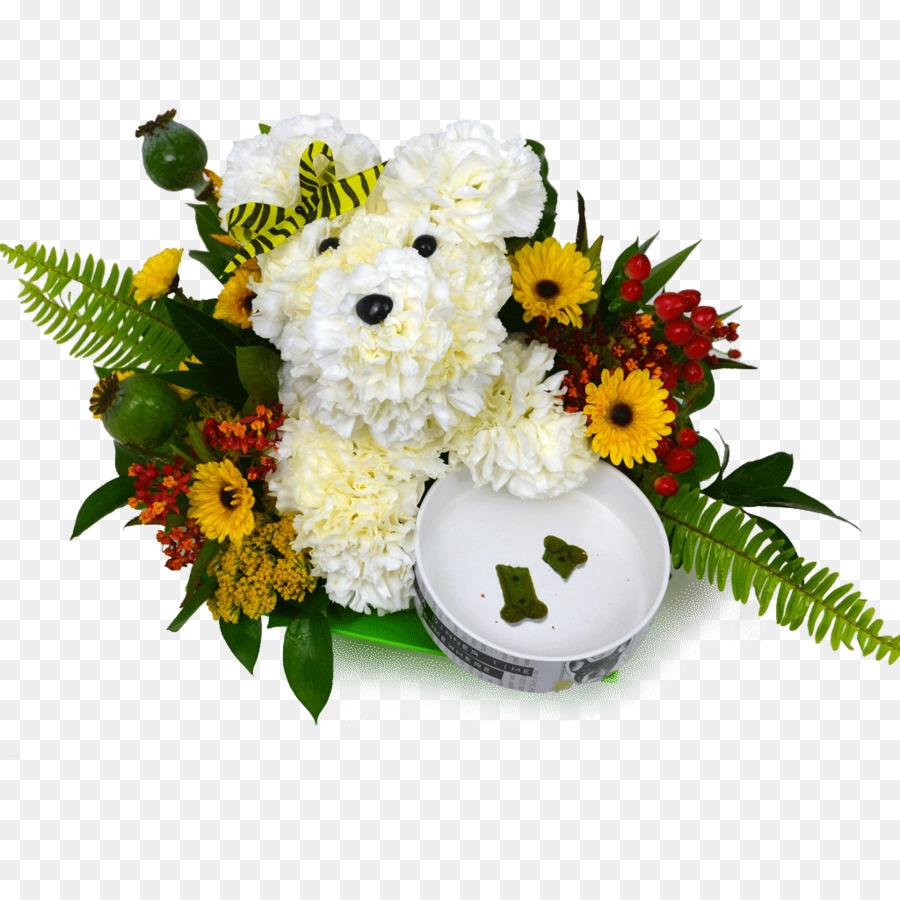Dog flower bouquet floristry floral design bouquet png download dog flower bouquet floristry floral design bouquet izmirmasajfo