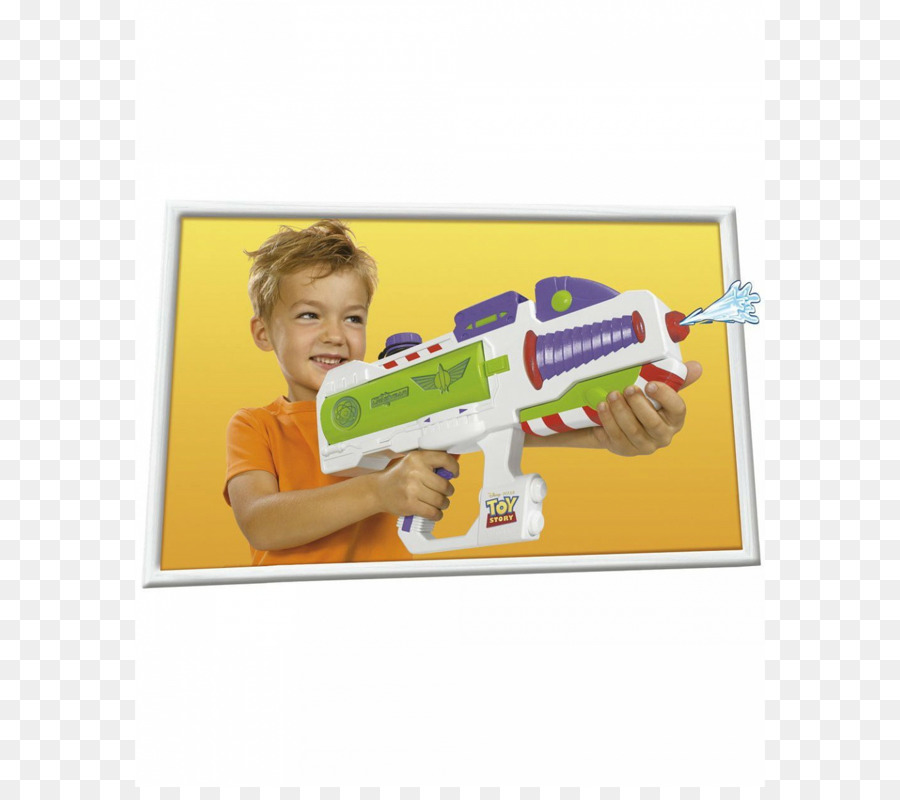 HOBBY-MODEL.RU Toy Nerf Water gun Game - toy story png download ...