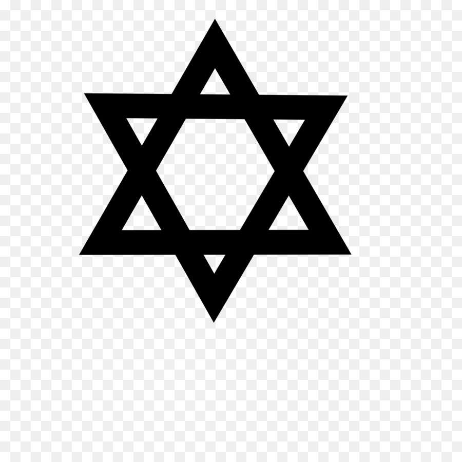 Key Words In Judaism Star Of David Symbol Jewish People 5 Star Png
