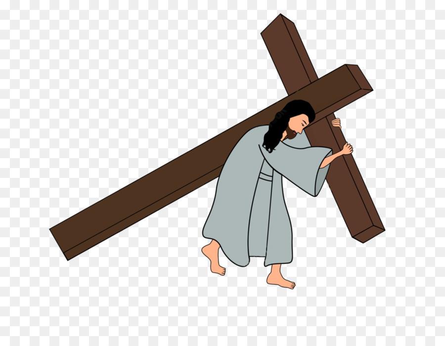 christian cruz do calvário estações da cruz de desenho jesus