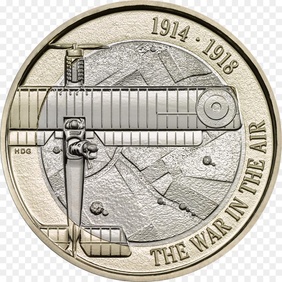 Royal Mint Die Erste Welt Krieg Zwei Pfund Münze Fünfzig Pence