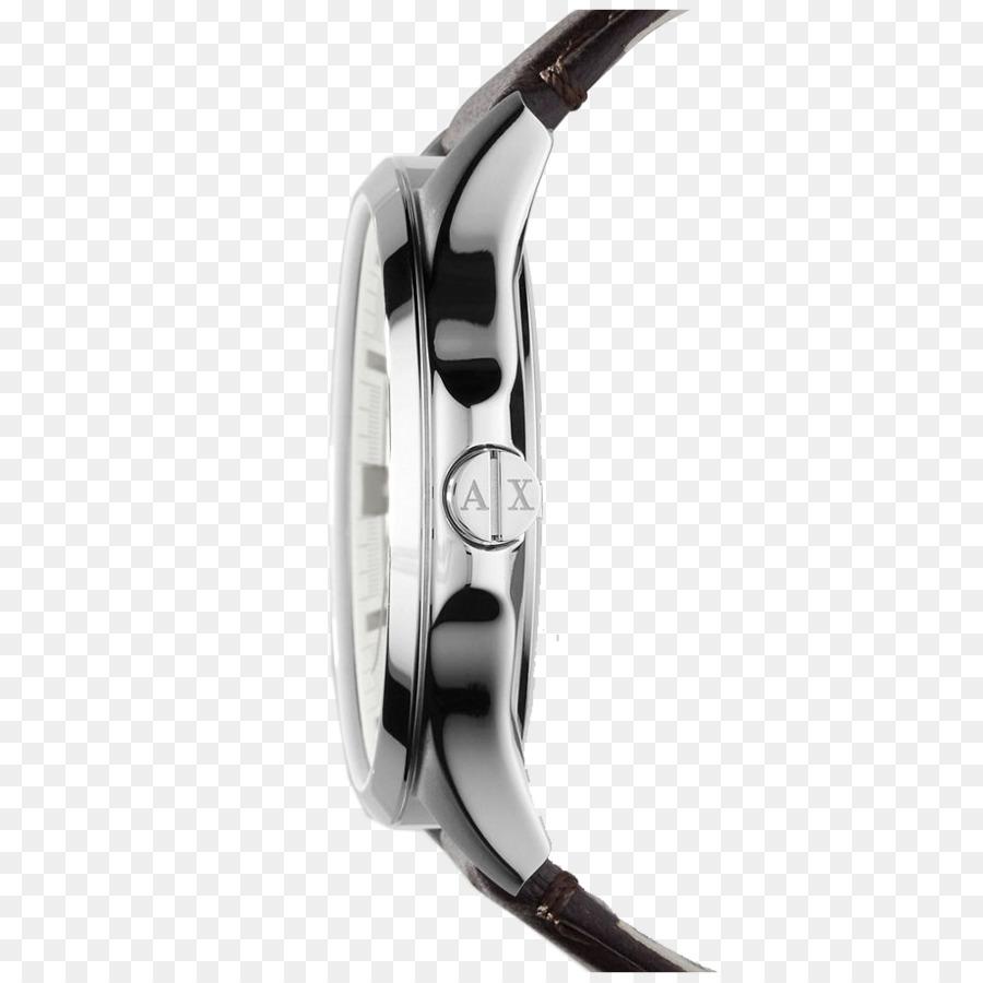 Montre Armani montre à Quartz Bracelet en Cuir - hache ... 573e80e92ac