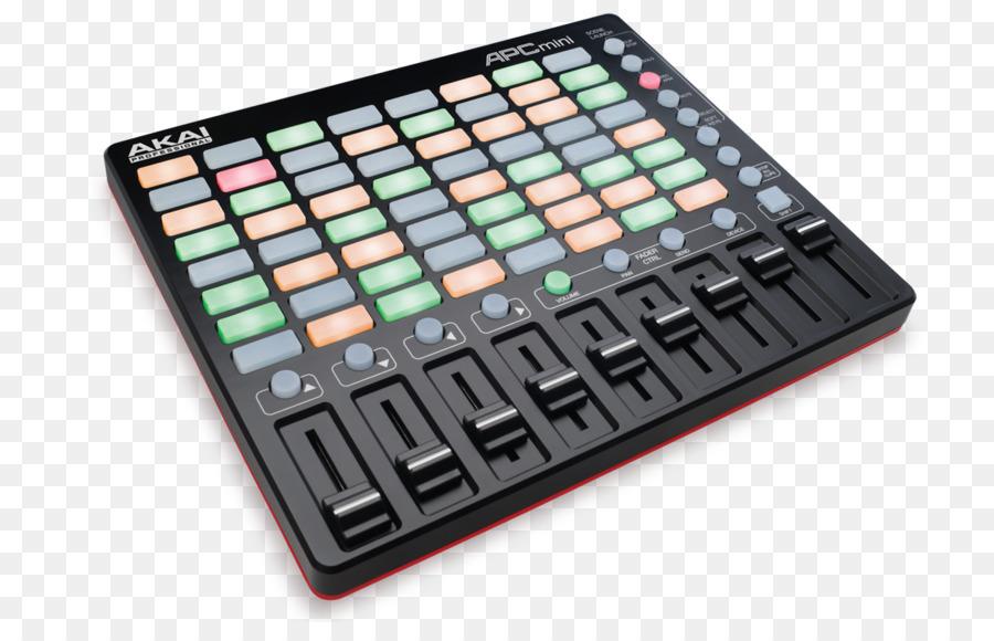 Ableton Live Akai MIDI Controllers Computer Software - mini