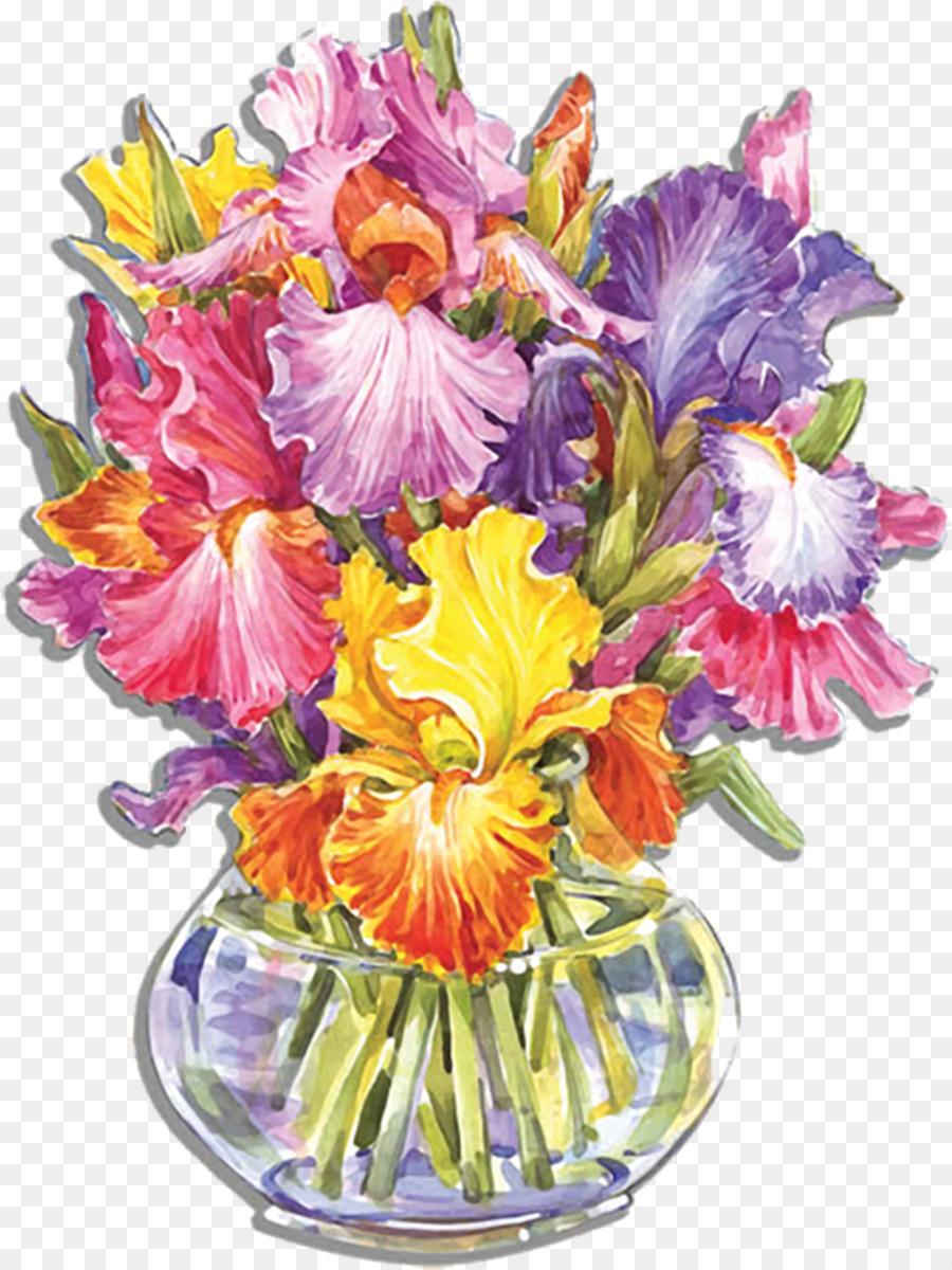 Cut Flowers Flower Bouquet Floral Design Irises Bouquet Of Flowers