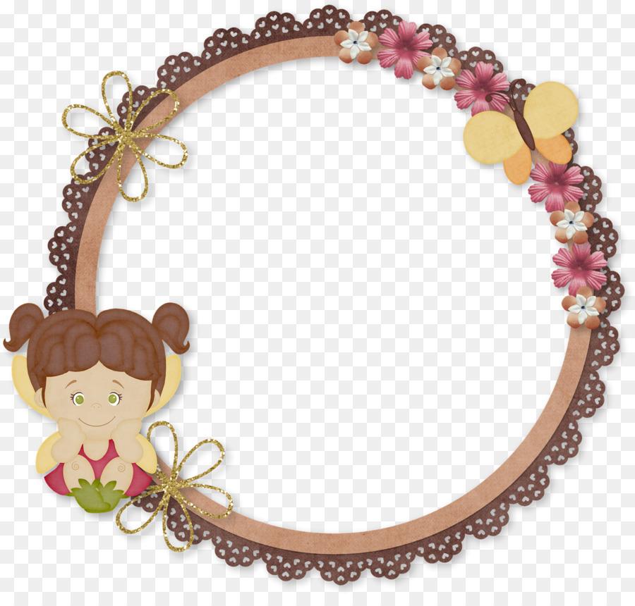 Bracelet Jewellery Sticker Apics Brand Floral Frame Png Download