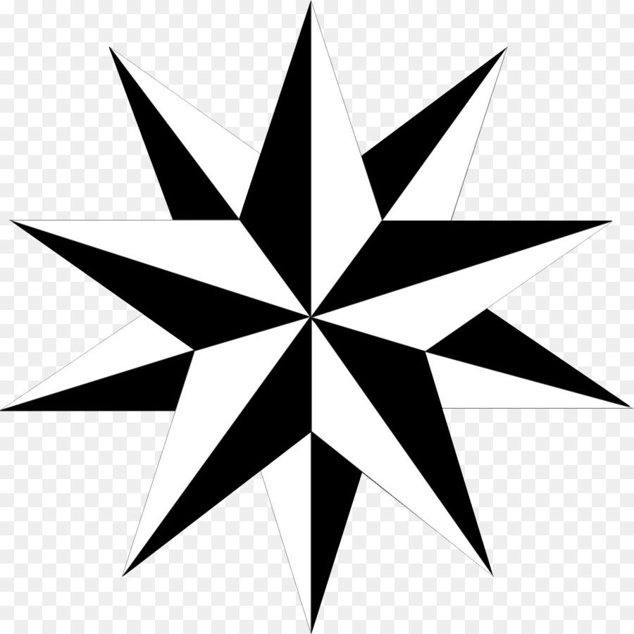 La estrella de cinco puntas Múltiples estrellas - 5 Estrellas png ...