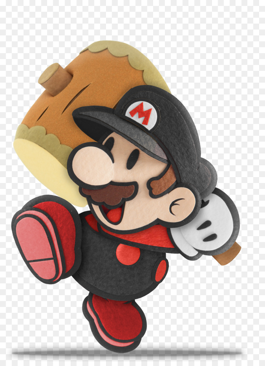 Paper Mario Sticker Star Toad The Thousand Year Door
