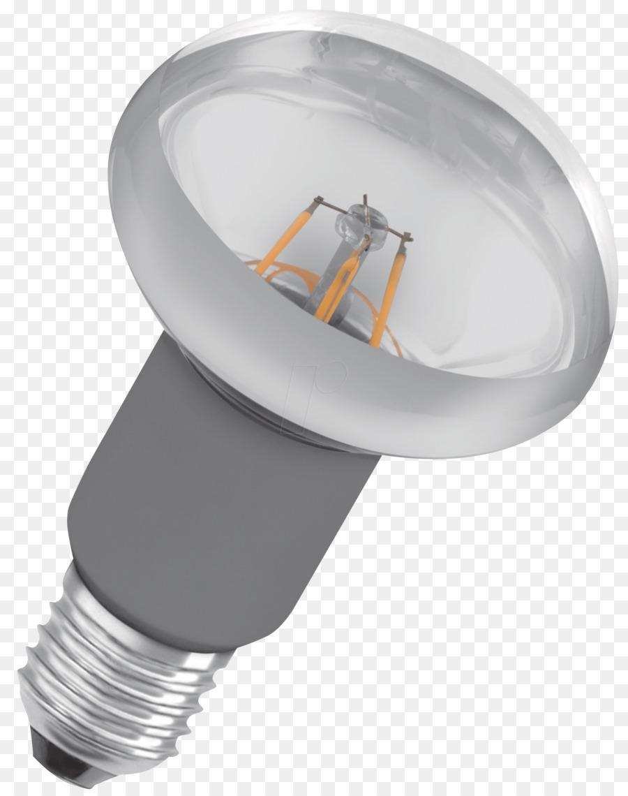 Edison Vis Led Lampe Led Filament Osram Ampoule Telechargement Png