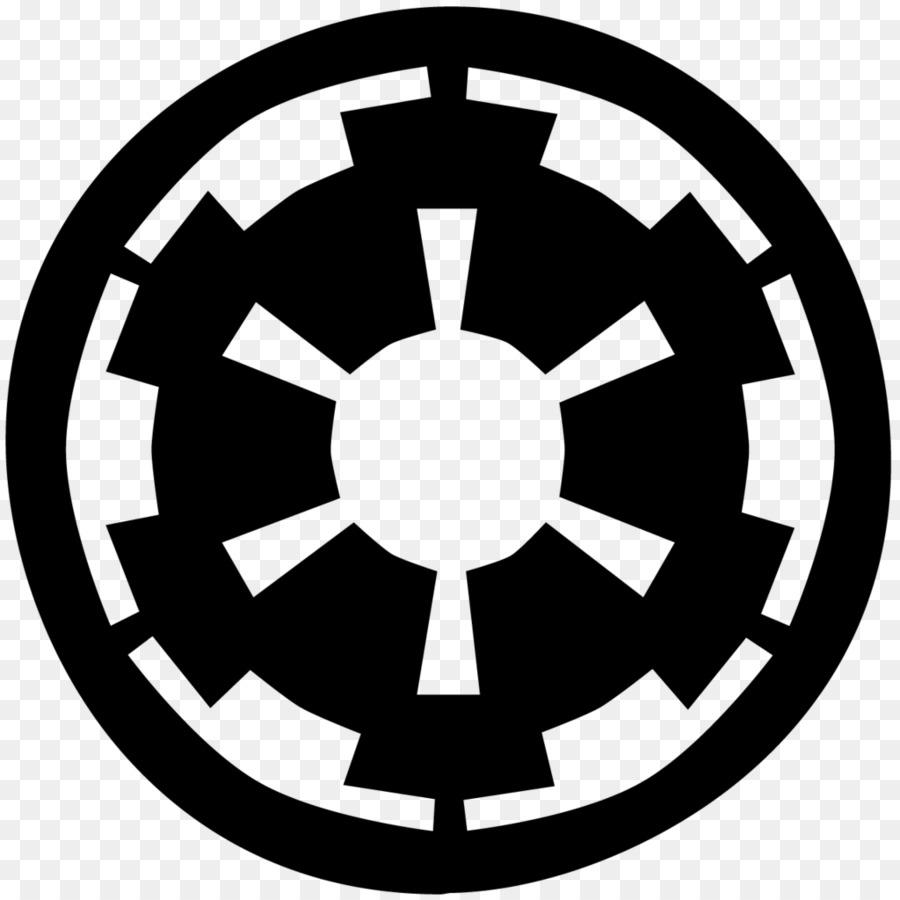 Galactic Empire Logo Decal Star Wars Empire At War Stormtrooper