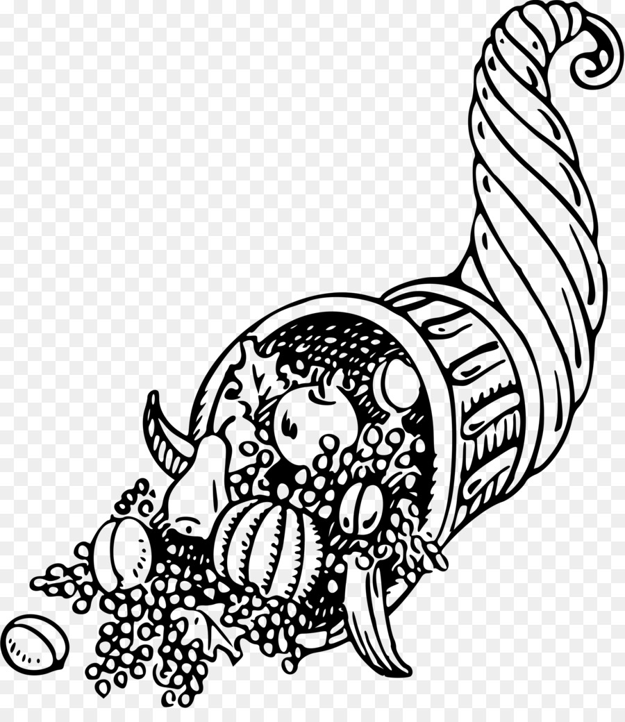Demeter Cornucopia Greek Mythology Thanksgiving Symbol Thanks
