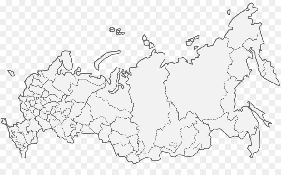 Krais Of Russia Altai Krai Komi Republic Blank Map United States