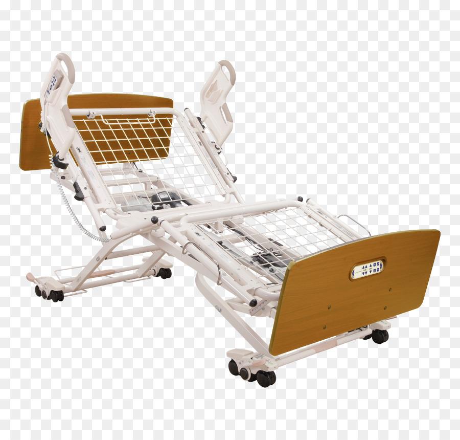 Marco de la cama de los Muebles del Hospital Colchón de la cama - de ...