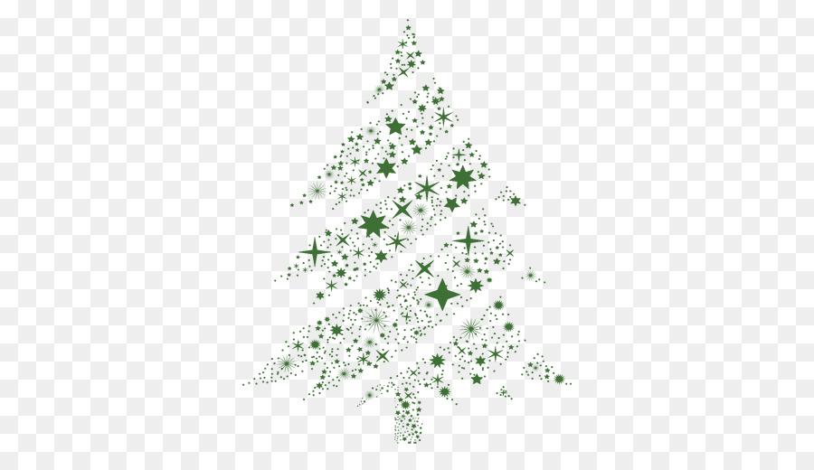 christmas tree snowflake christmas decoration watermark pattern