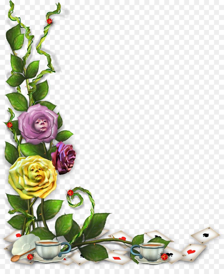 Plantes et Fleurs Flower - flower frame png download - 2022*2430 ...