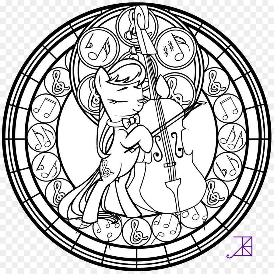 Pinkie pie Rainbow Dash Calvados Princesa Luna para Colorear libro ...