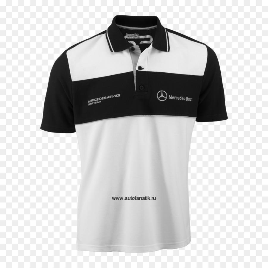 T Shirt Mercedes Benz Car Polo Shirt Polo Shirt Png Download