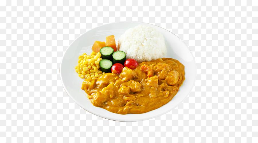 Reis und curry-japanisches curry, Gelb-curry Indische Küche ...