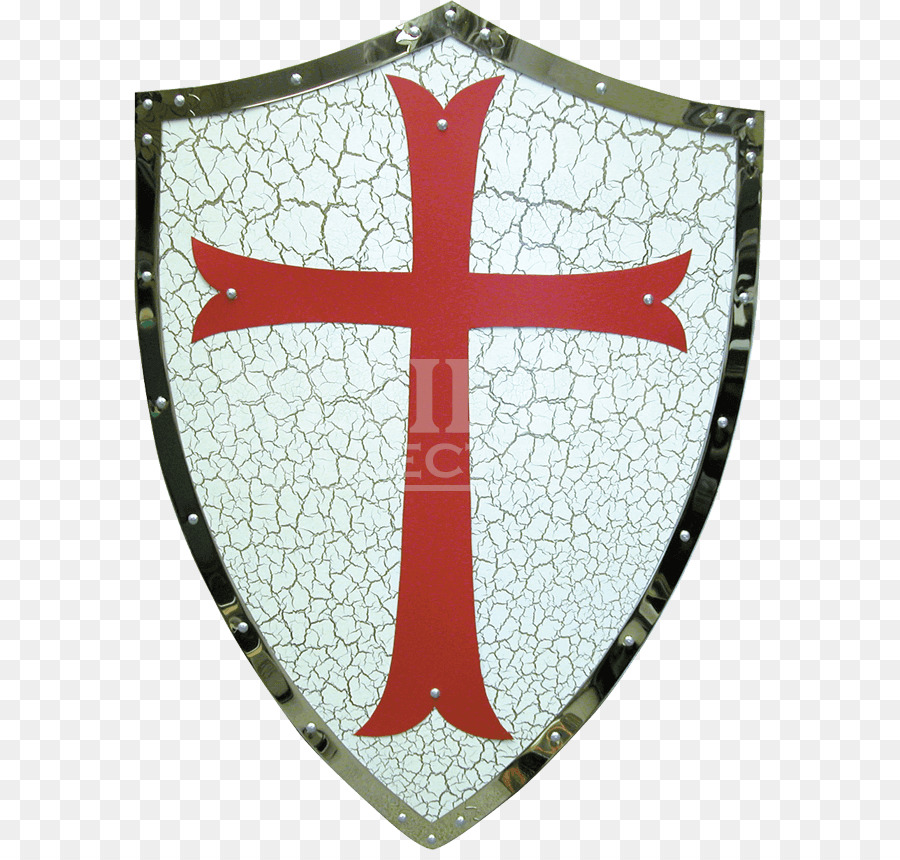 Middle Ages Shield Knights Templar Armour Medieval Png Download