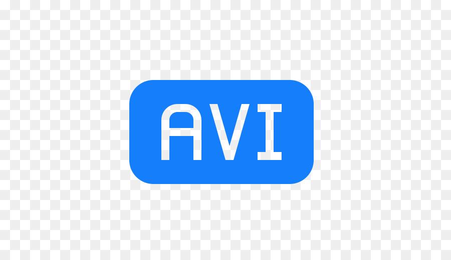 Audio Video Interleave Blue png download - 512*512 - Free