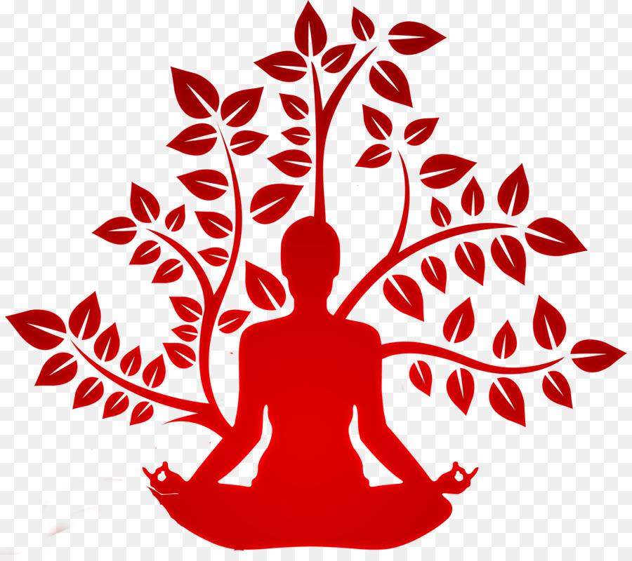Yoga Logo Fitness Centre Asana