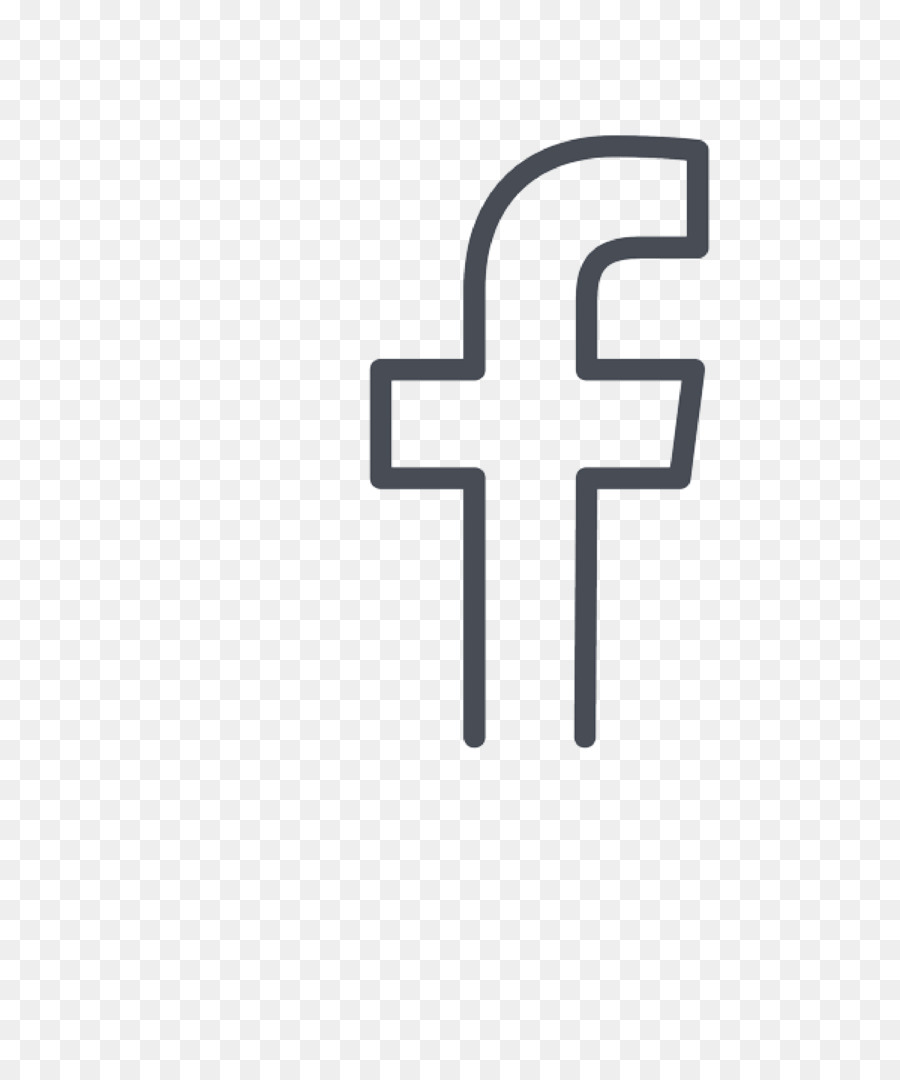 Facebook F Logo White