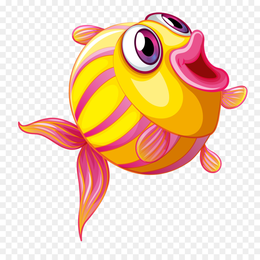 drawing fish cartoon clip art cartoon fish png download 1024