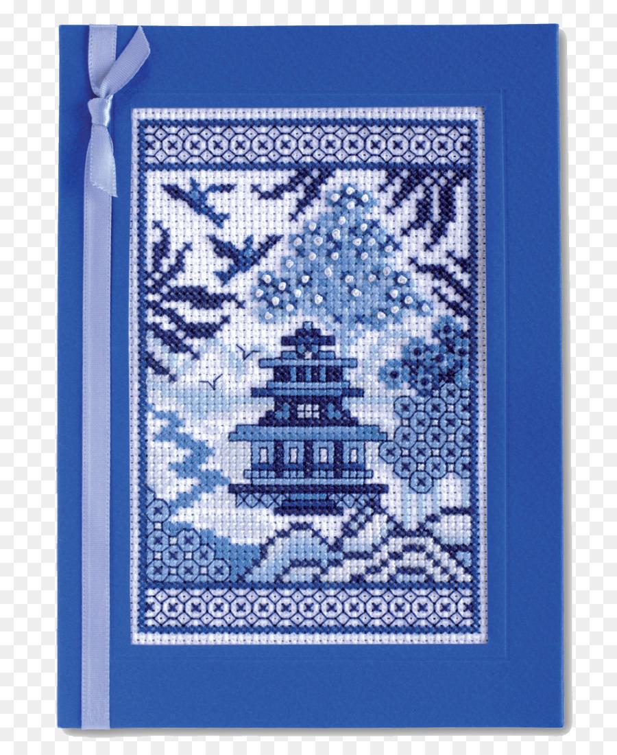 Wedding Invitation Cross Stitch Greeting Note Cards Pattern