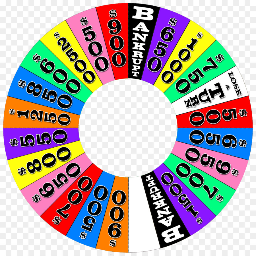 Game show Wheel Template Clip art - Wheel of Dharma png download ...