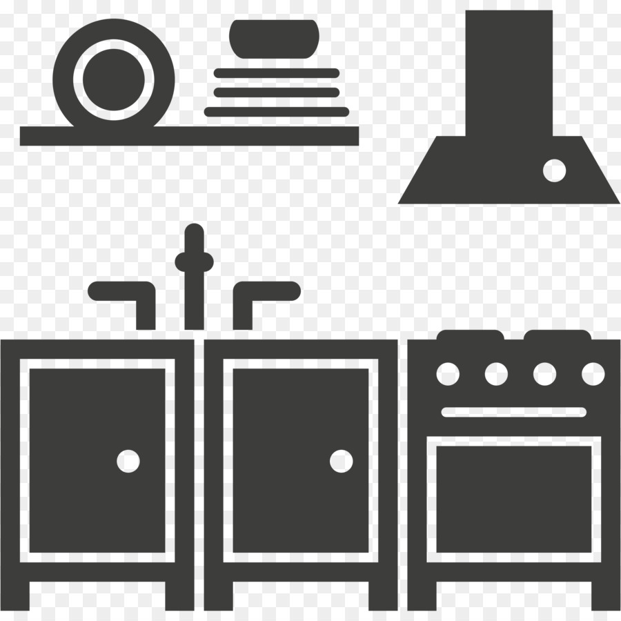 Icon Kitchen Design Square Png Download 2500 2500 Free