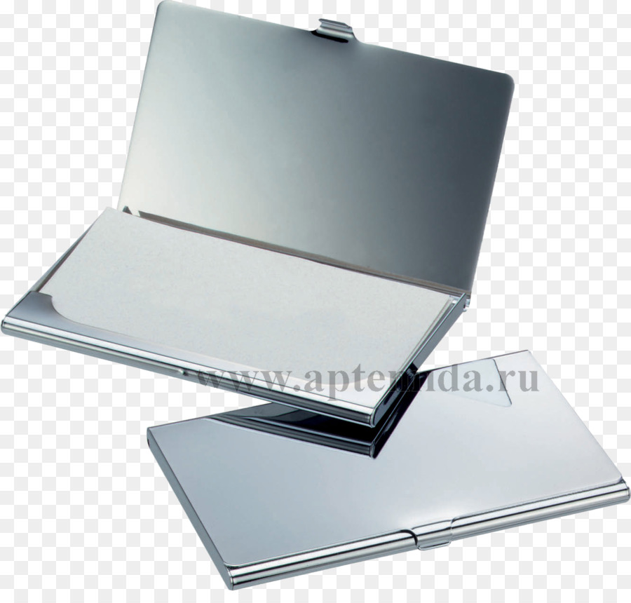 Business Cards Promotional merchandise Visiting card Steel - holder ...