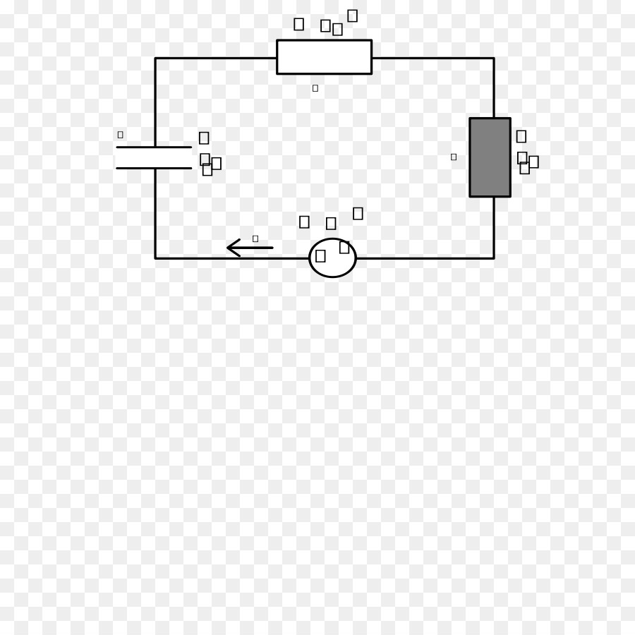 Circuit diagram Electrical network Electronic circuit Electricity ...