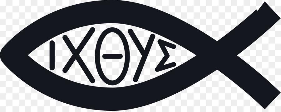 Ichthys Christian Symbolism Christianity Clip Art Symbol Png