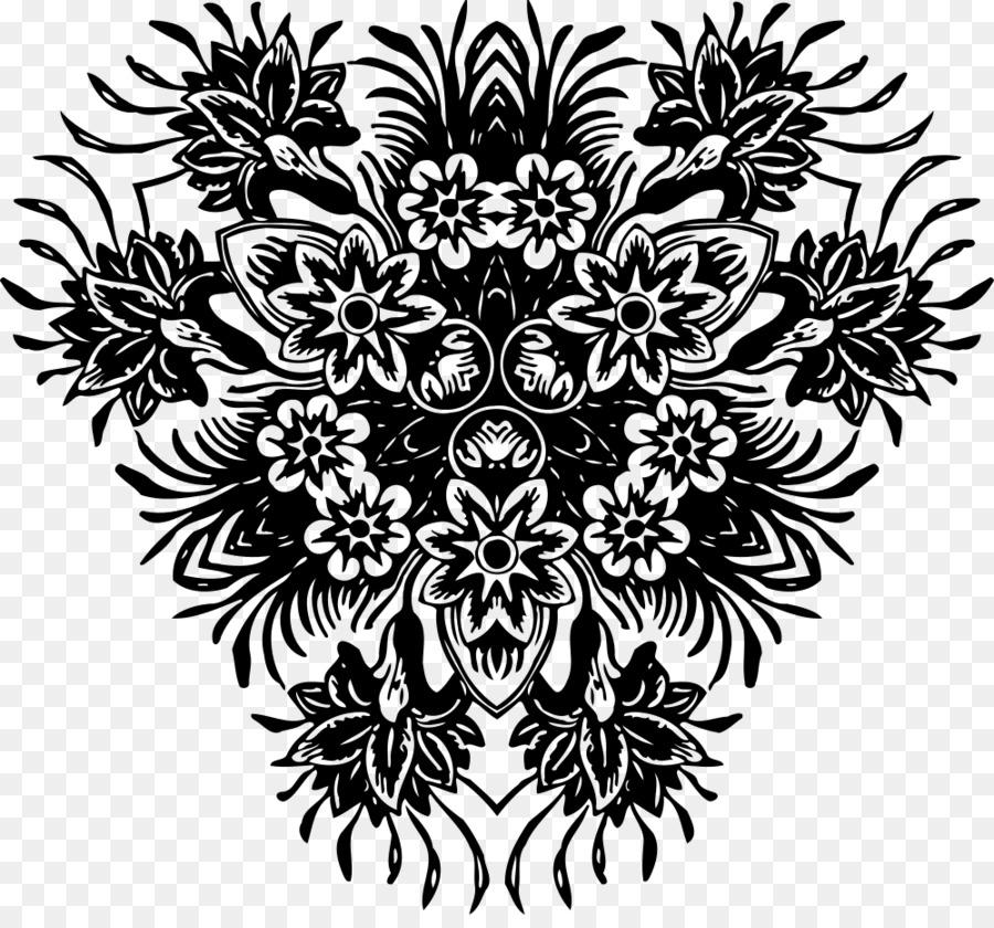 Flower Vase Clip Art Floral Png Download 1000921 Free