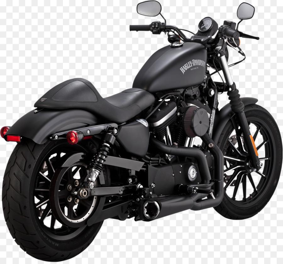 Exhaust System Harleydavidson Sportster Custom Motorcycle: Custom Exhaust For Harley Davidson At Woreks.co