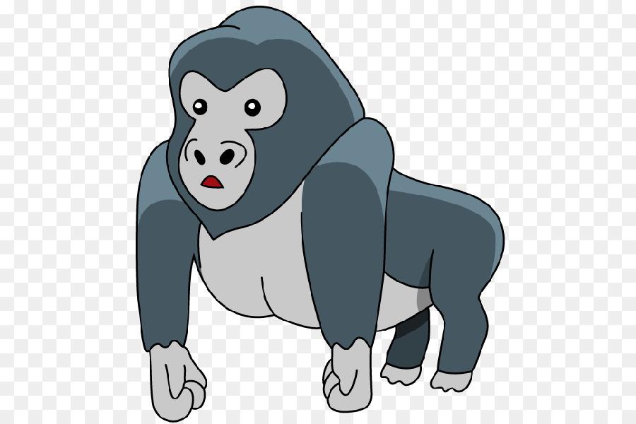 gorilla king kong ape clip art orangutan clipart png download rh kisspng com gorilla clipart gif gorilla clipart png