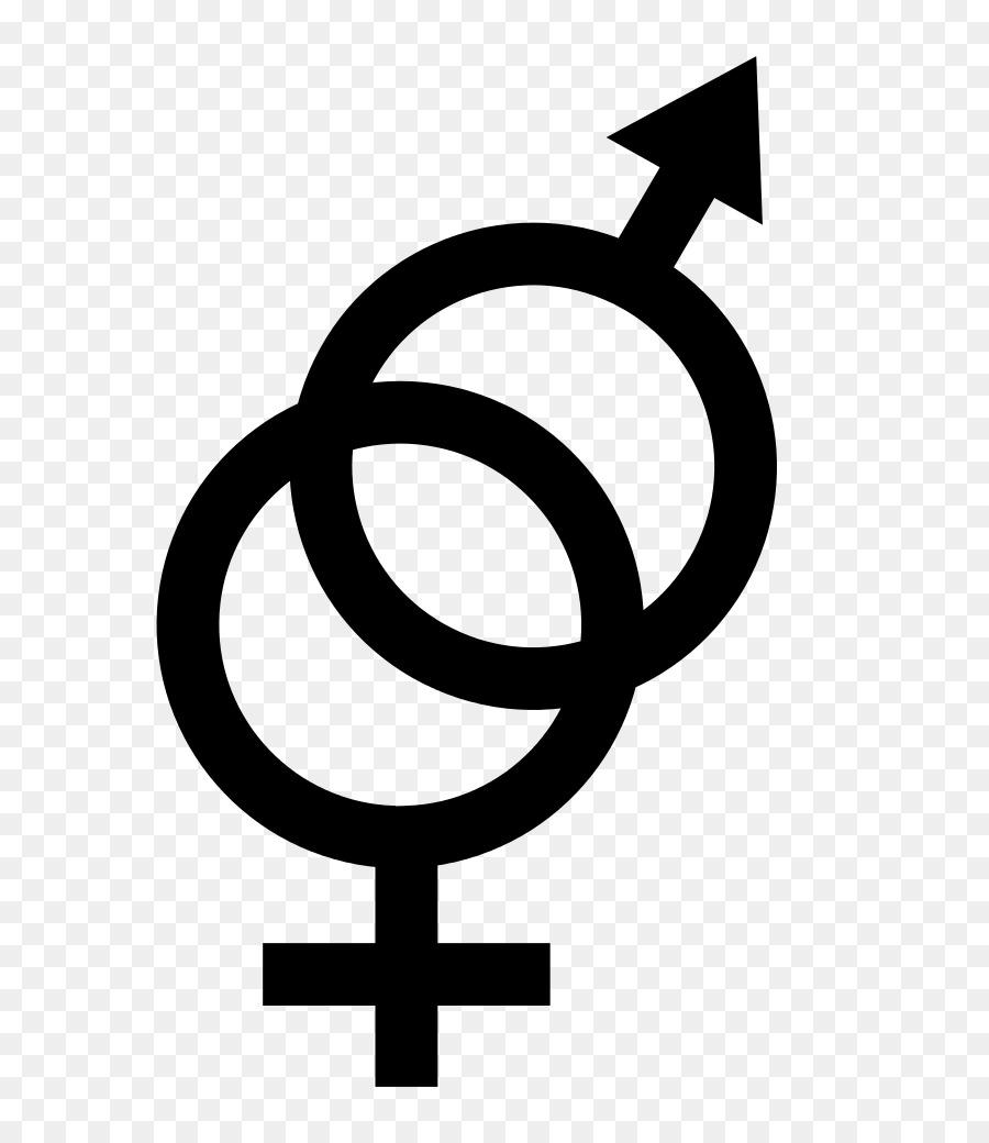 Gender Symbol Female Heterosexuality Men Vector Png Download 739