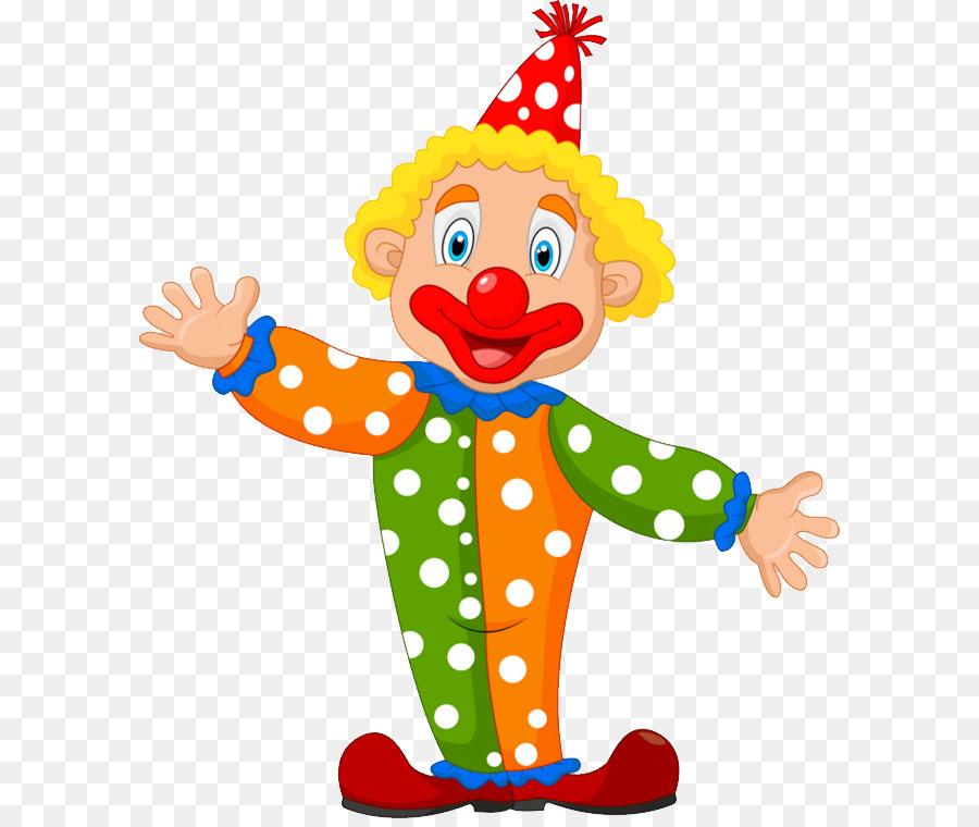 Zirkus Royalty Free Cartoon Clown Png Herunterladen 645753